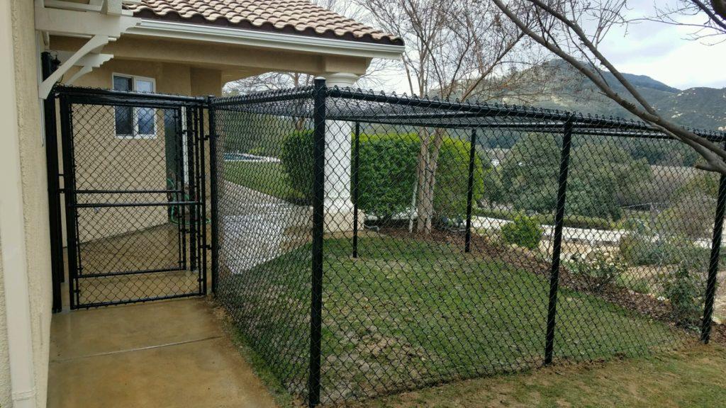 Custom Chainlink enclosure