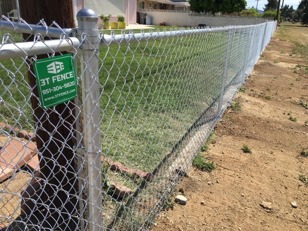 Chain link Fence Sun City CA